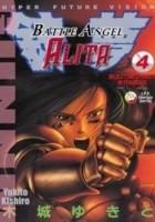Battle Angel Alita 4. Mężczyzna spowity w płomienie