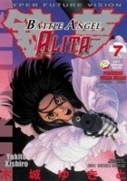 Battle Angel Alita 7.  Pancerna Panna Młoda