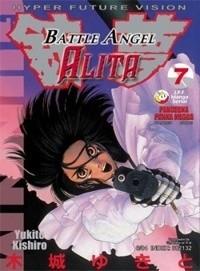 Okładka książki Battle Angel Alita 7.  Pancerna Panna Młoda