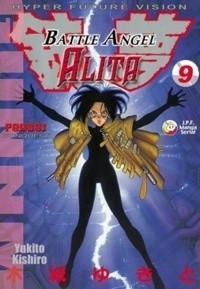Okładka książki Battle Angel Alita 9. Podbój