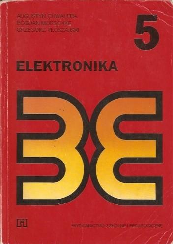 Okładka książki Elektronika