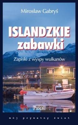 Okładka książki Islandzkie zabawki