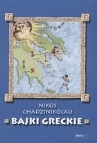 Okładka książki Bajki greckie