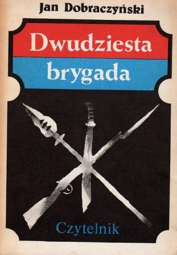 Okładka książki Dwudziesta Brygada