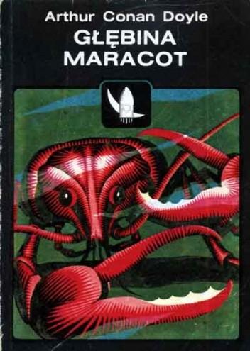 Okładka książki Głębina Maracot i inne opowiadania