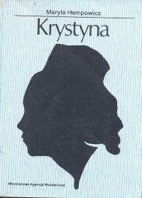 Okładka książki Krystyna
