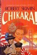 Okładka książki Chikara!