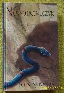 Okładka książki Neandertalczyk