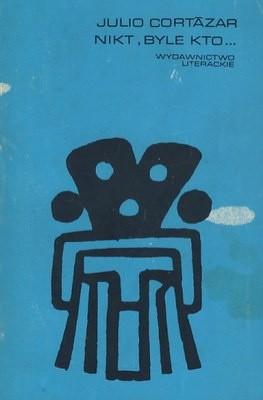 Okładka książki Nikt, byle kto