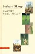 Okładka książki Kwintet metafizyczny
