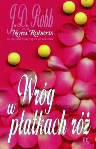 Okładka książki Wróg w płatkach róż