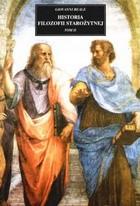 Okładka książki Historia filozofii starożytnej. Tom II: Platon i Arystoteles