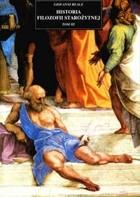 Okładka książki Historia filozofii starożytnej. Tom III: Systemy epoki hellenistycznej