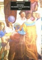 Okładka książki Historia filozofii starożytnej. Tom IV: Systemy epoki Cesarstwa