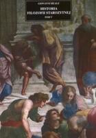 Okładka książki Historia filozofii starożytnej, tom V. Słownik, indeksy i bibliografia