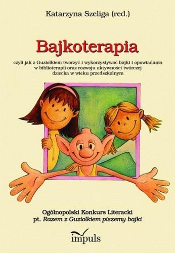 Okładka książki Bajkoterapia