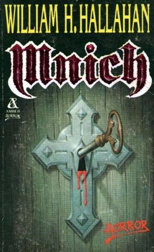 Okładka książki Mnich