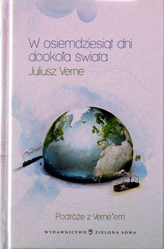 Okładka książki W osiemdziesiąt dni dokoła świata