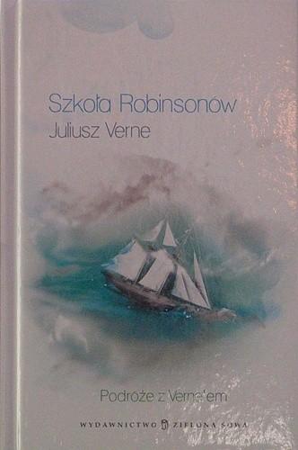 Okładka książki Szkoła Robinsonów