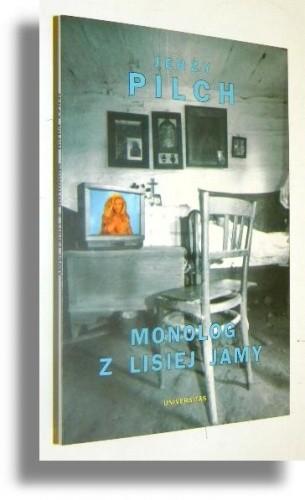 Okładka książki Monolog z lisiej jamy