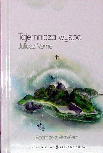 Okładka książki Tajemnicza wyspa, tom 1