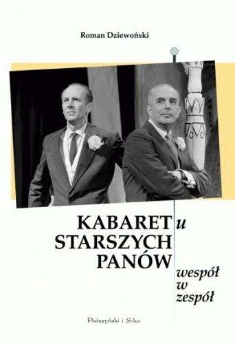 Okładka książki KABARETu STARSZYCH PANÓW wespół w zespół