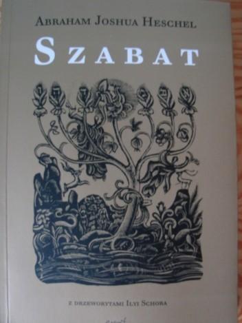 Okładka książki Szabat - I jego znaczene dla współczesnego człowieka