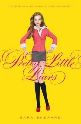 Okładka książki Pretty Little Liars
