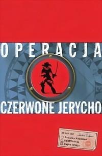 Okładka książki Operacja Czerwone Jerycho