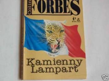 Okładka książki Kamienny lampart