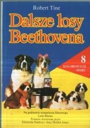 Okładka książki Dalsze losy Beethovena