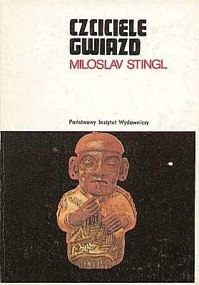 Okładka książki Czciciele gwiazd: Śladami zaginionych kultur peruwiańskich