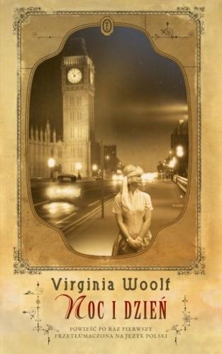 Virginia Woolf - Noc i dzień eBook PL