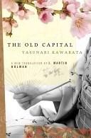 Okładka książki The Old Capital