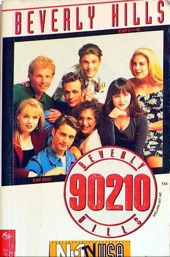 Okładka książki Beverly Hills 90210