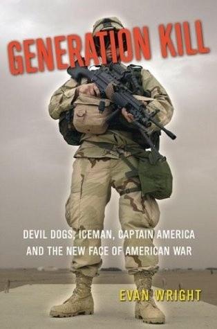 Okładka książki Generation Kill