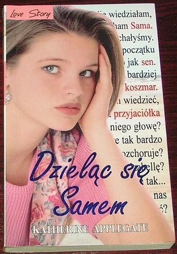Okładka książki Dzieląc się Samem
