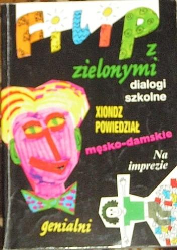 Okładka książki Filip z zielonymi...