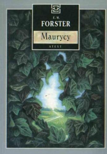Okładka książki Maurycy