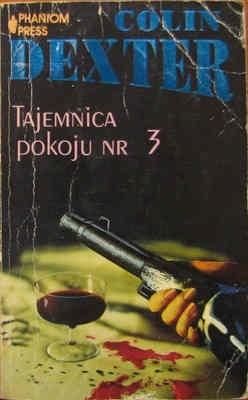 Okładka książki Tajemnica pokoju nr 3