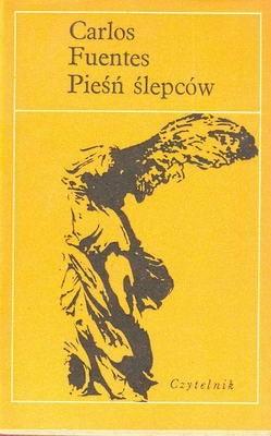Okładka książki Pieśń ślepców