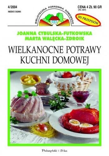 Okładka książki Wielkanocne potrawy kuchni domowej