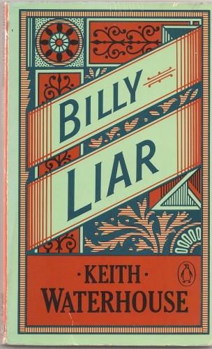 Okładka książki Billy Liar