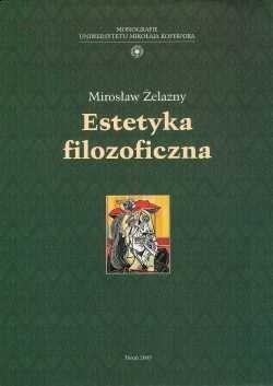 Okładka książki Estetyka filozoficzna