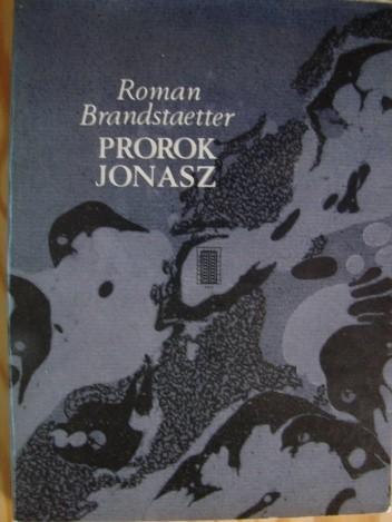 Okładka książki Prorok Jonasz