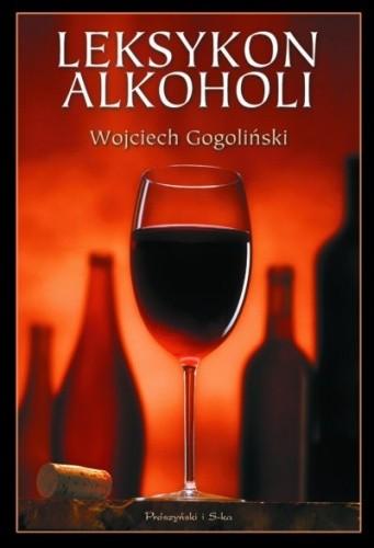 Okładka książki Leksykon alkoholi