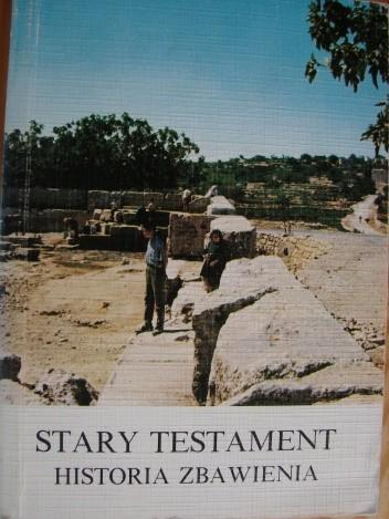 Okładka książki Stary Testament. Historia Zbawienia