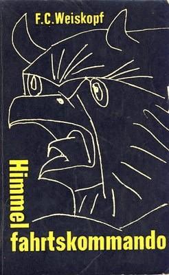 Okładka książki Himmelfahrtskommando