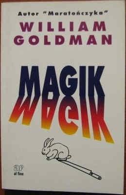 Okładka książki Magik