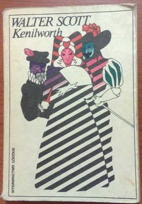 Okładka książki Kenilworth